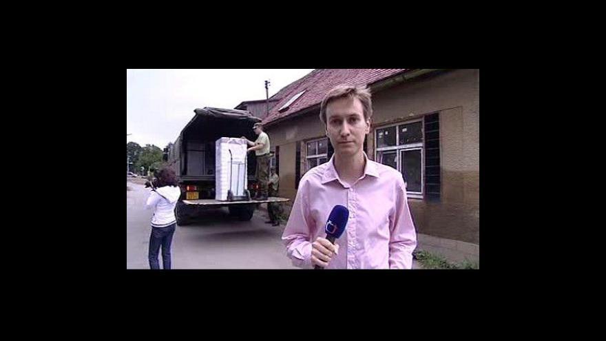 Video Reportáže Jana Stuchlíka a Milana Brunclíka