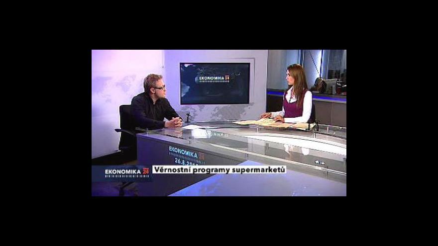 Video Rozhovor s Michalem Štádlerem