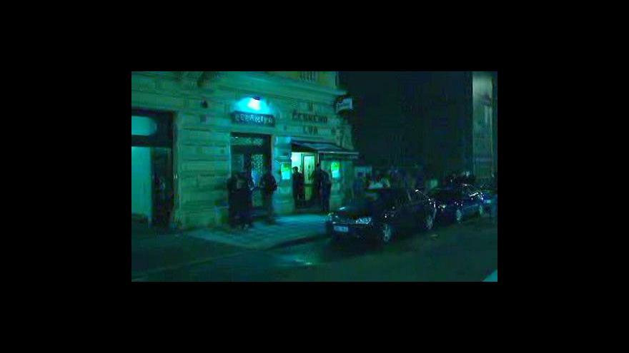 Video Telefonát Barbory Jelínkové