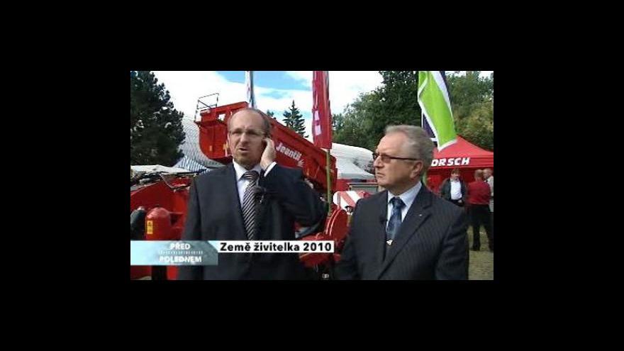 Video Rozhovor s Ivanem Fuksou a Janem Velebou