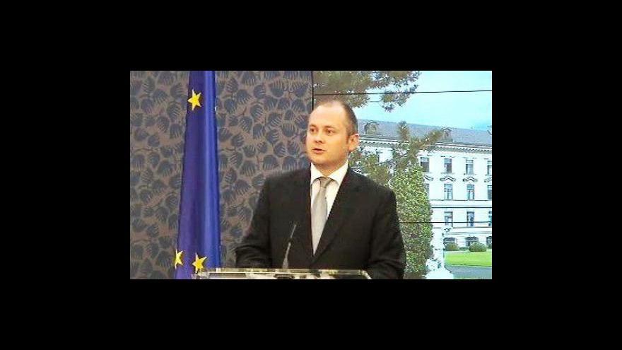 Video Tisková konference po jednání vlády a krajů