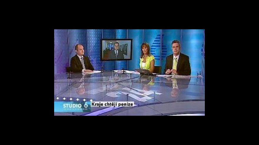Video Rozhovor s Michalem Haškem a Petrem Nečasem