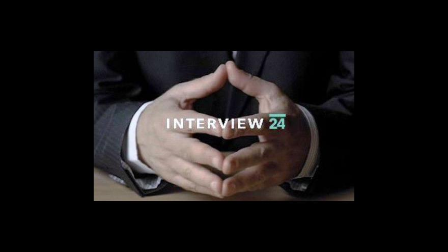 Video Interview ČT24 s Jaroslavem Zavadilem