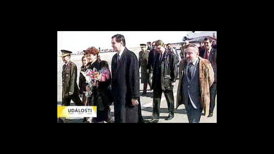 Video Zemřel Antonín Baudyš