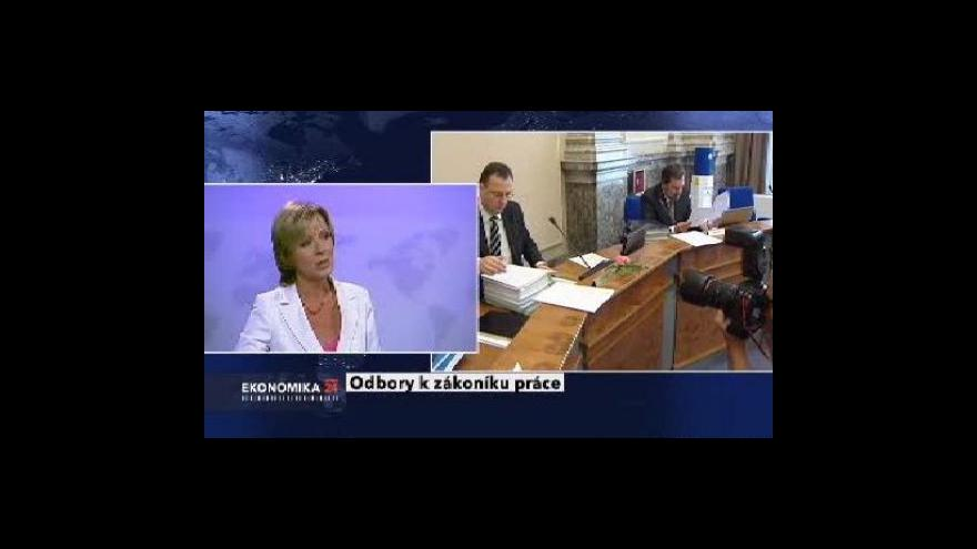 Video Komentář Libuše Bautzové
