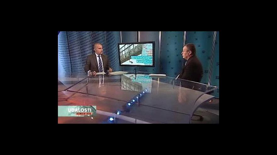 Video Rozhovor s Pavlem Šustrem