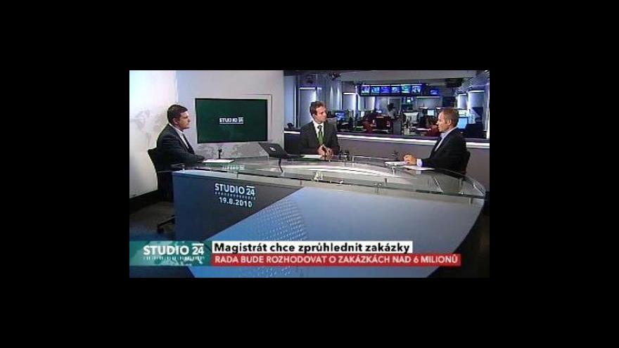 Video Rozhovor s Karlem Březinou a Milanem Richterem