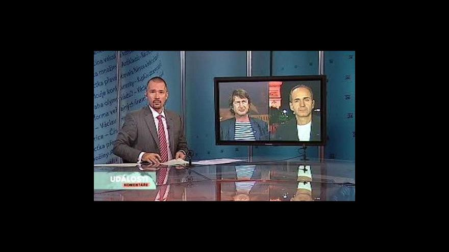 Video Rozhovor s Janem Šmídem a Romanem Krištofem