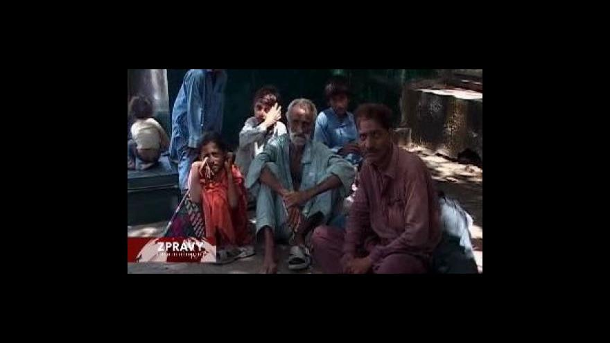 Video Nejhorší katastrofa v dějinách Pákistánu