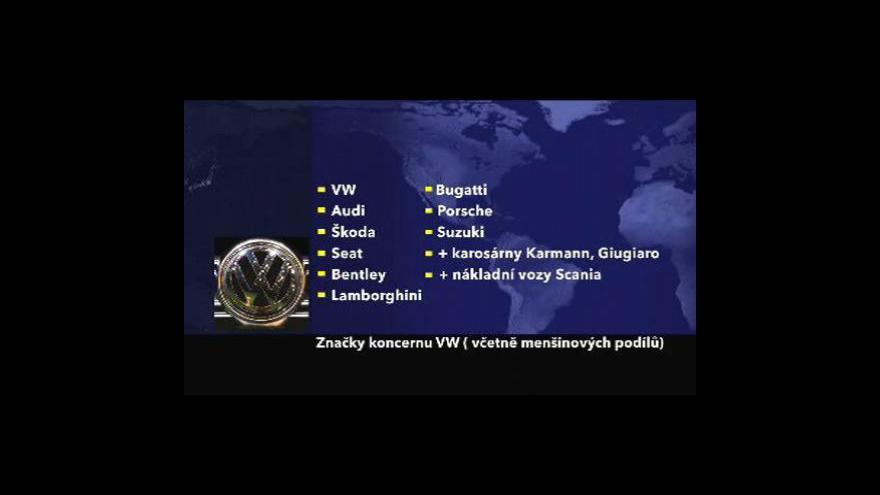 Video Volkswagen vs. Alfa Romeo