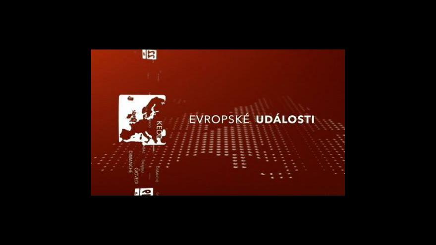 Video Přímé unijní daně tématem Evropských událostí