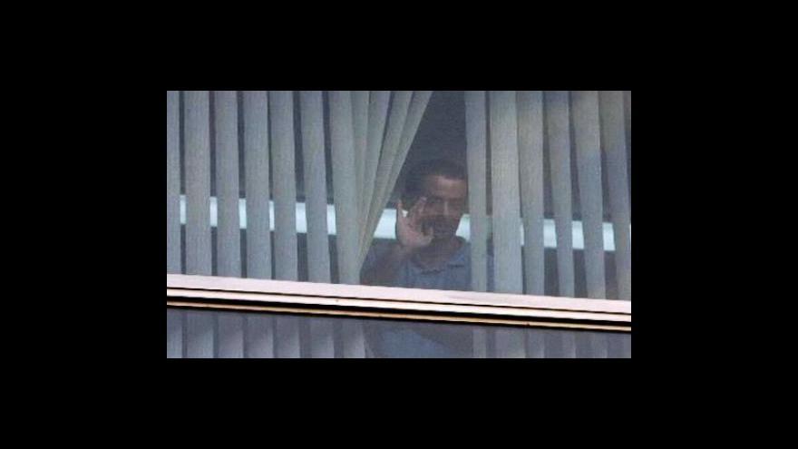 Video Incident v Tel Avivu skončil dobře