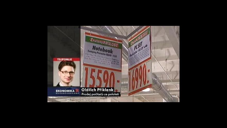 Video Telefonát Oldřicha Příklenka
