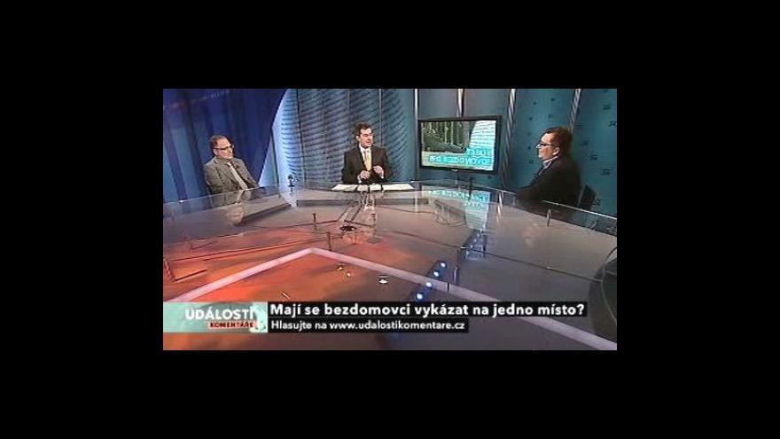 Video Rozhovor s Jiřím Janečkem a Iljou Hradeckým