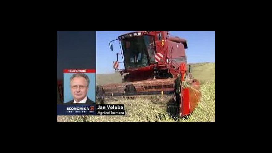 Video Jan Veleba a Petr Havel o zemědělských dotacích