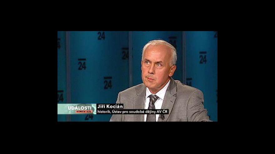 Video Rozhovor s Davidem Vondráčkem, Jiřím Kocianem a Kateřinou Tučkovou