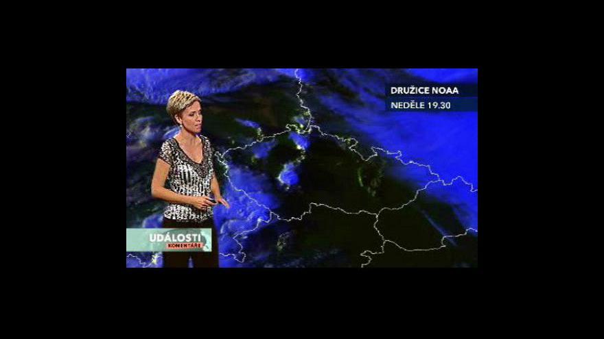 Video Komentář Aleny Zárybnické