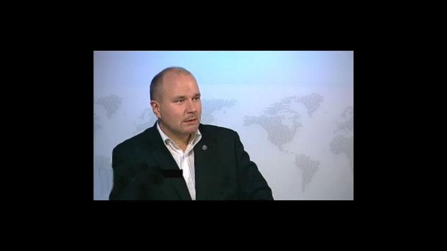 Video Rozhovor s Milanem Štěpánkem