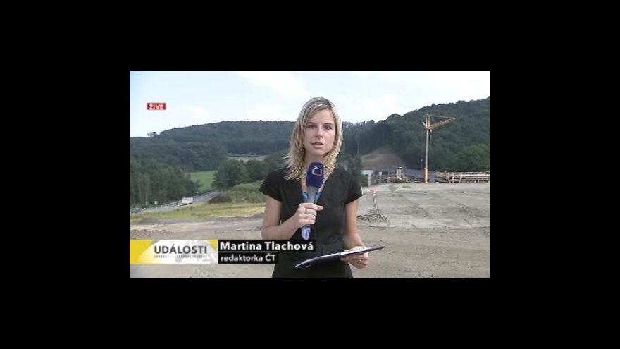 Video Vstup Martiny Tlachové z Moravskoslezského kraje