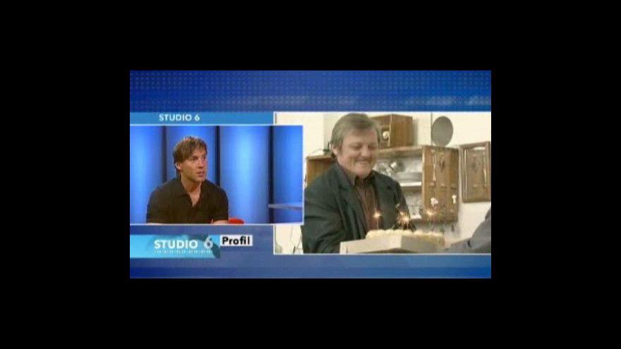 Video Roman Vojtek hostem Studia6