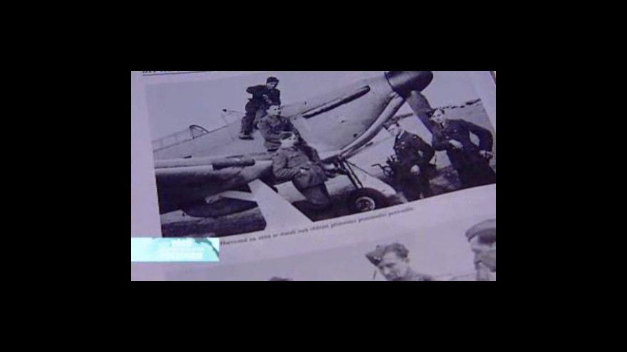 Video Před polednem o bitvě o Británii