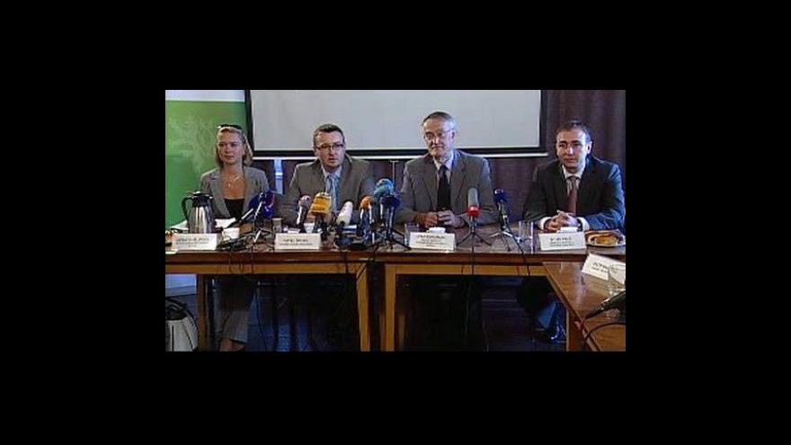 Video TK Pavla Drobila a zástupců ČHMÚ k předpovídání povodní