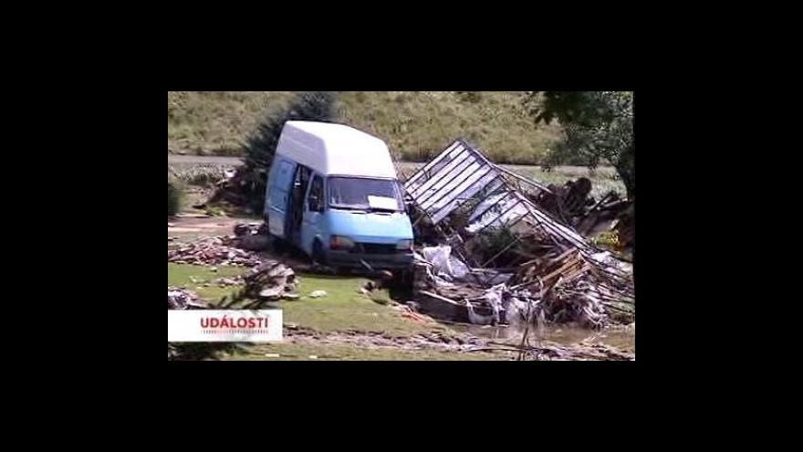 Video Další pomoc pro zaplavené