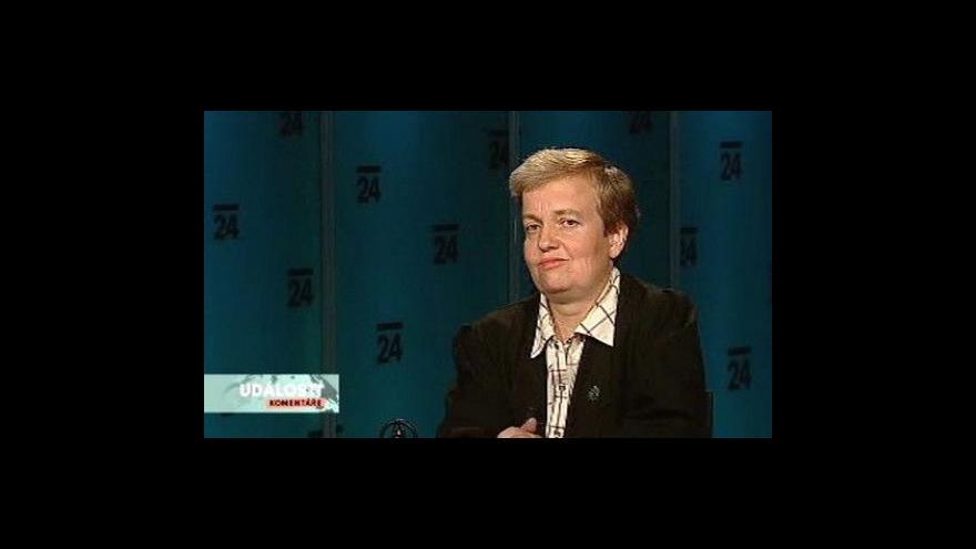 Video Rozhovor s Danou Drábovou
