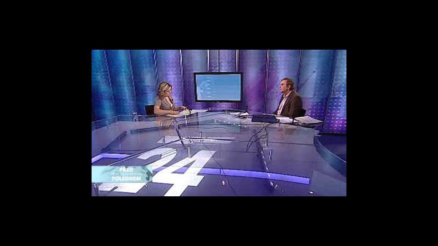 Video Rozhovor s Miroslavem Jirovským a Petrem Havlem
