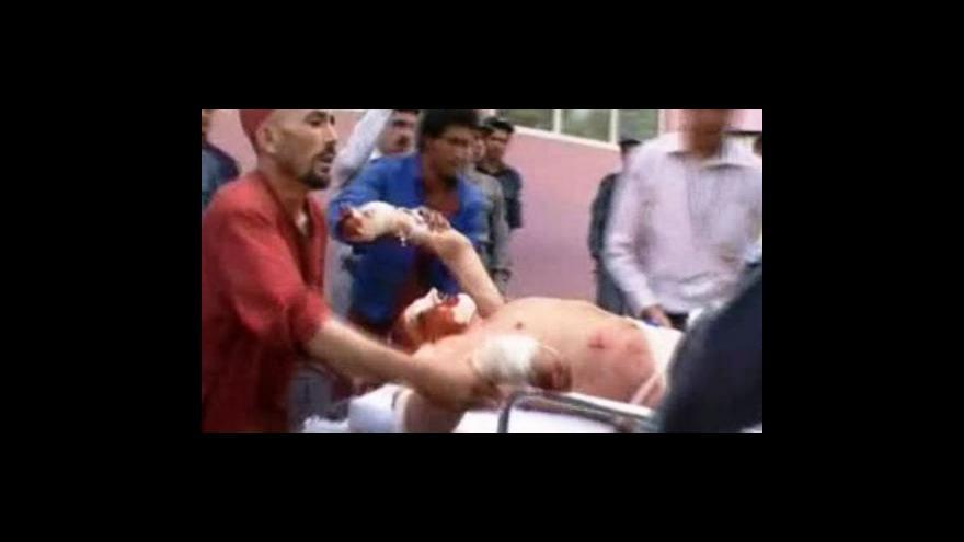 Video Podle OSN roste v Afghánistánu počet civilních obětí
