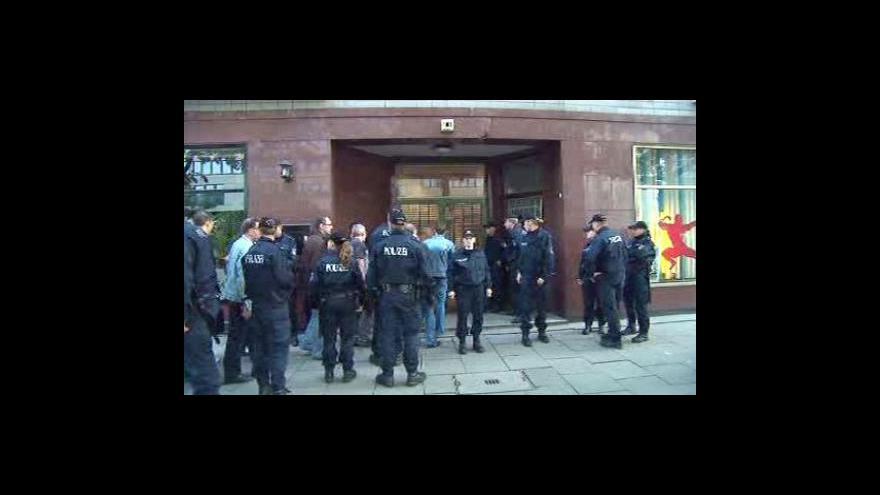 Video V Hamburku zavřeli mešitu, kde se scházeli teroristé