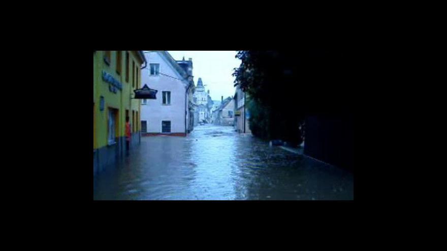 Video Povodňová situace na Frýdlantsku očima diváků