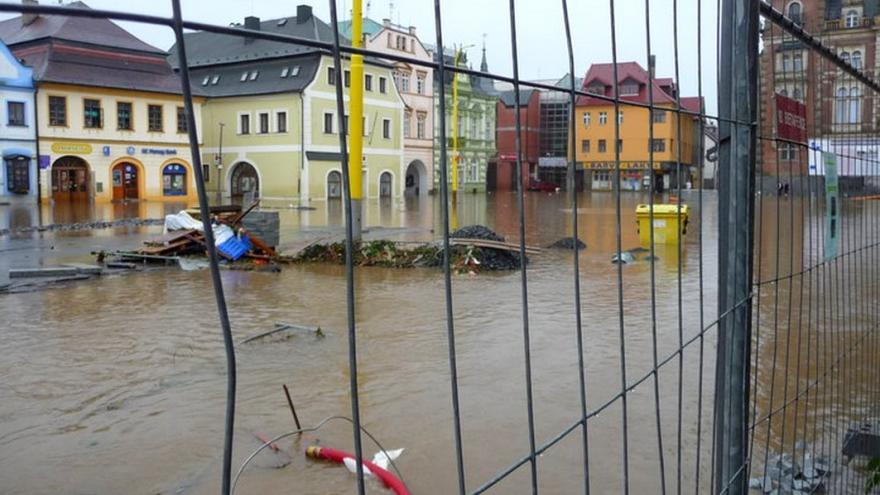Video Deset let od povodní ve Frýdlantském výběžku