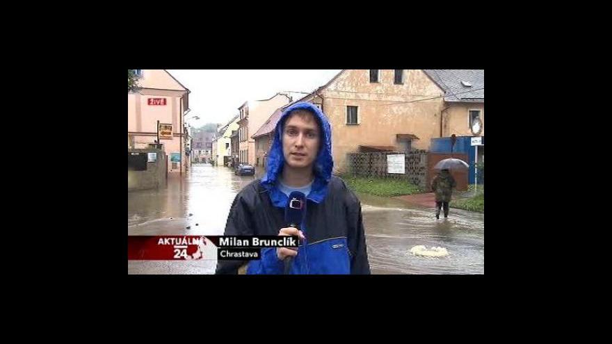 Video Milan Brunclík a Lucie Pokorná k situaci na Liberecku