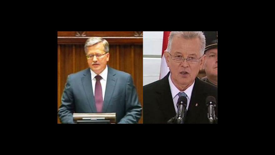Video Telefonáty Piotra Góreckého a Gregora Martina Papuczeka