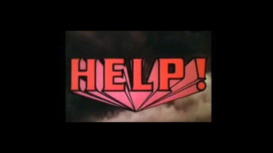 Video Vyšlo album Help!