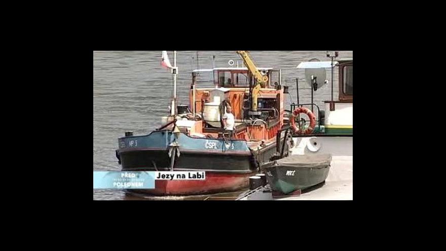 Video Rozhovor s J. Asterem a M. Páleníkem o jezech na Labi