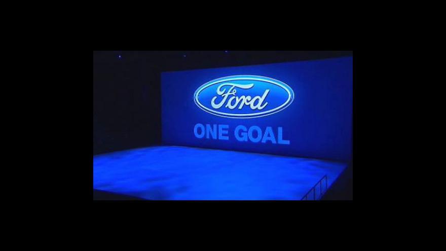 Video Obama po cestě napříč americkými automobilkami