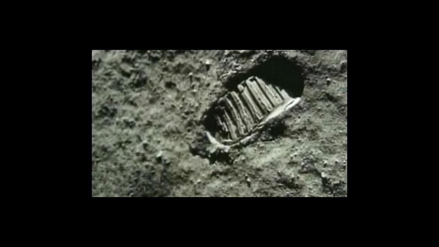 Video Výročí Neila Armstronga