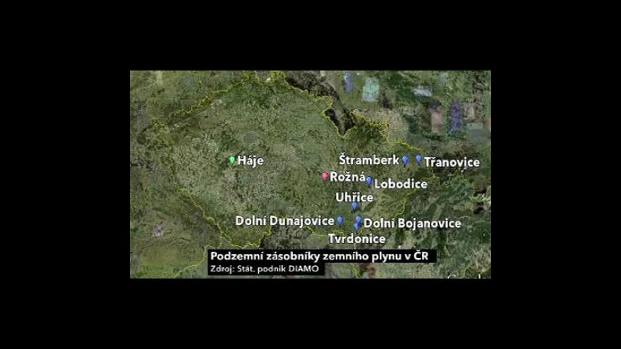 Video Rozhovor s Ladislavem Drábem z České plynárenské