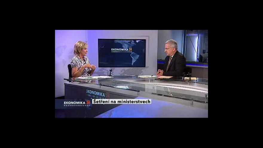 Video Komentář analytičky ČT Libuše Bautzové