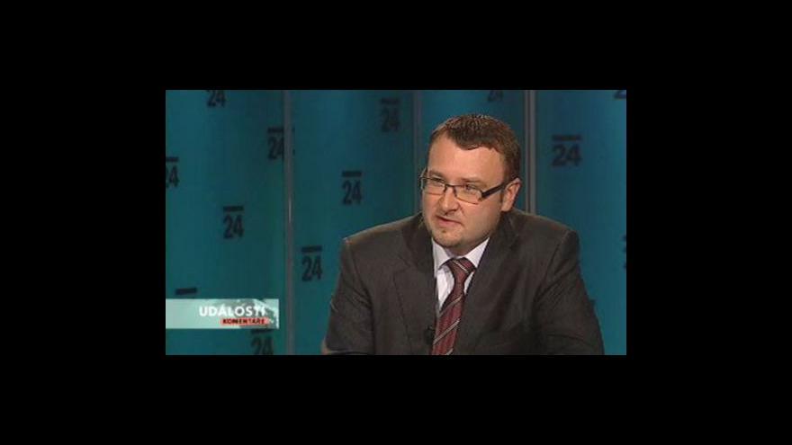 Video Rozhovor s Pavlem Drobilem, Vojtěchem Koteckým a Bedřichem Moldanem