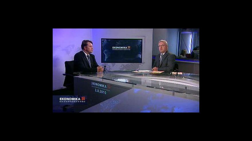Video Rozhovor s ministrem průmyslu a obchodu Martinem Kocourkem
