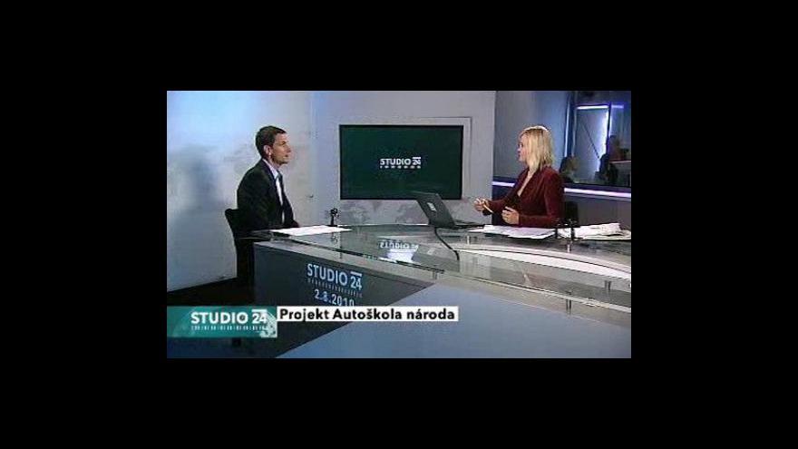 Video Rozhovor s Pavlem Buršíkem