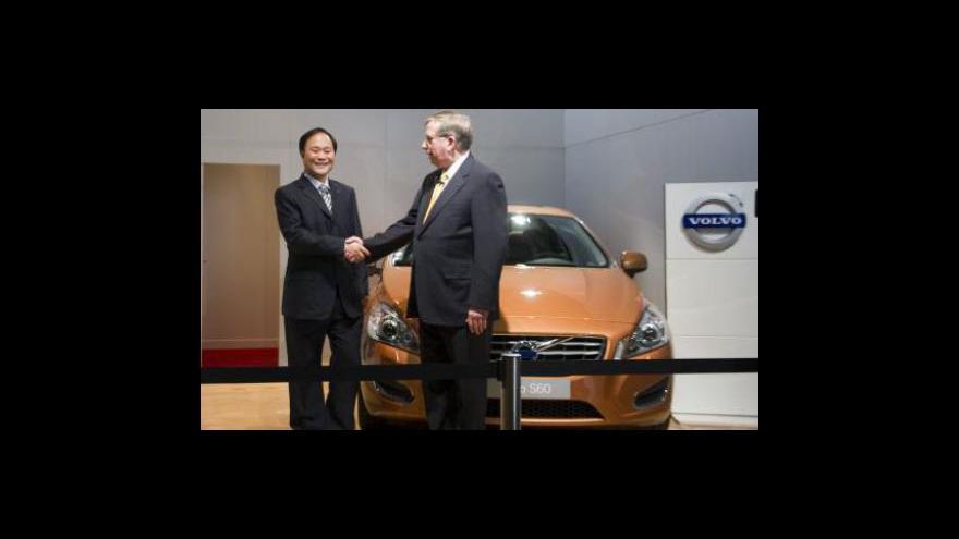 Video Geely už má Volvo Cars v hrsti