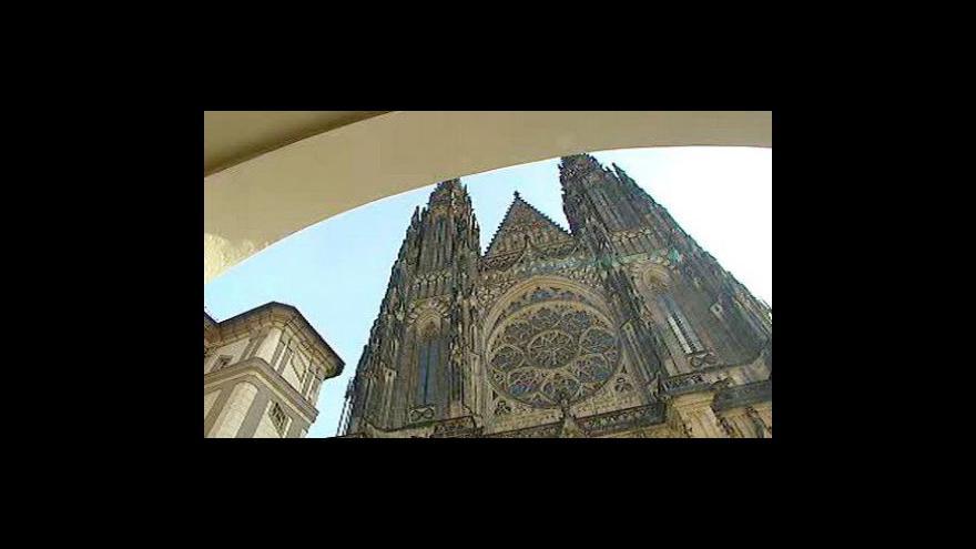 Video Vstup do katedrály sv. Víta je opět za peníze