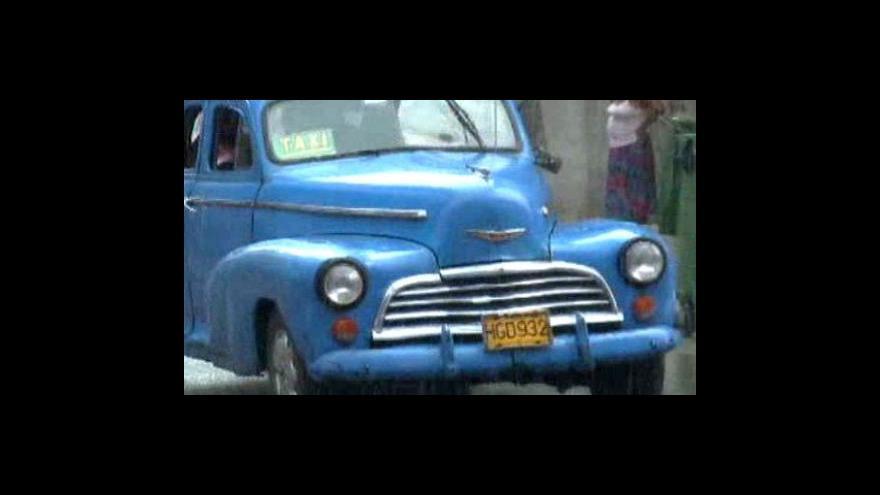 Video Kuba uvažuje o změnách v zaměstnávání