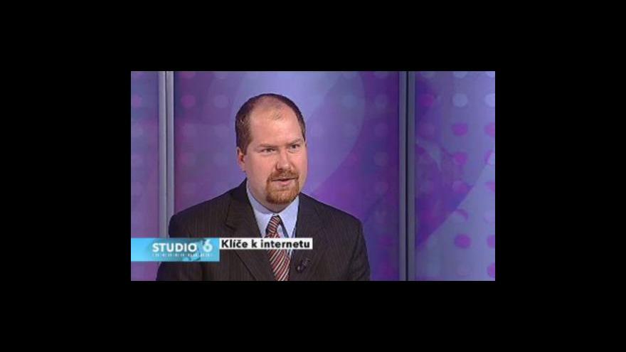 Video Rozhovor s Ondřejem Filipem