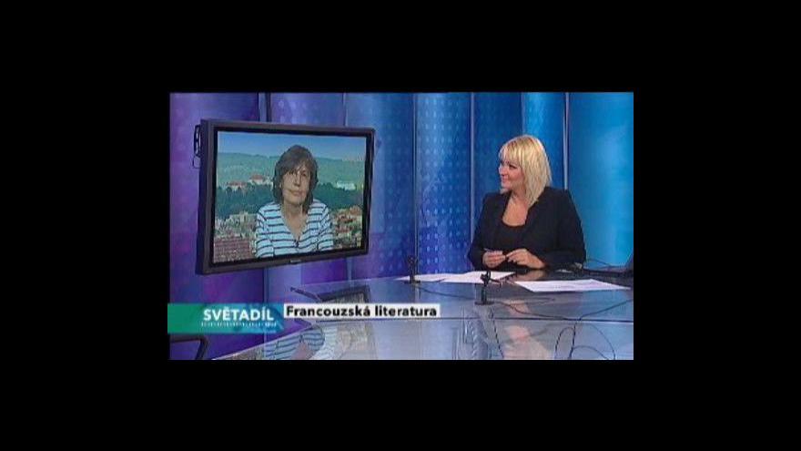 Video Rozhovor s Cécilií Wajsbrotovou