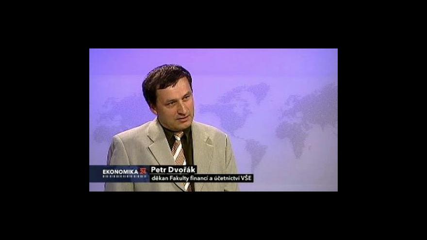 Video Komentář Petra Dvořáka